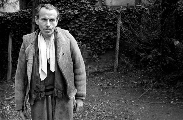 FRANCE - 1955: Louis-Ferdinand Celine ( 1894-1961 ), French writer. Meudon, 1955-1956. LIP-5097-139....