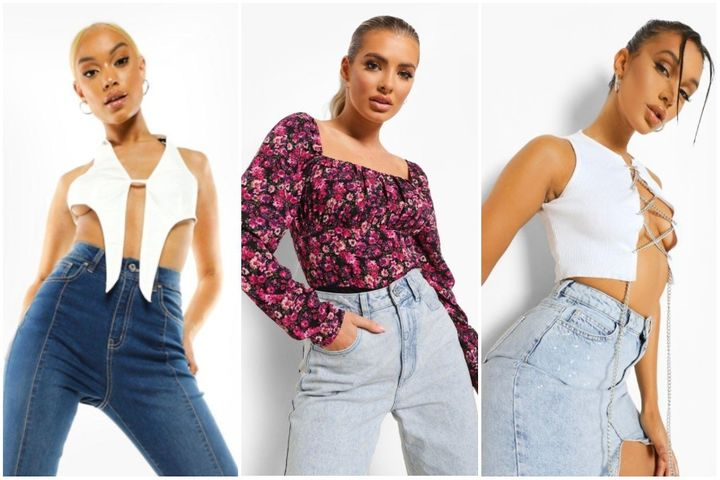 Three outfits in the June 21 range.
