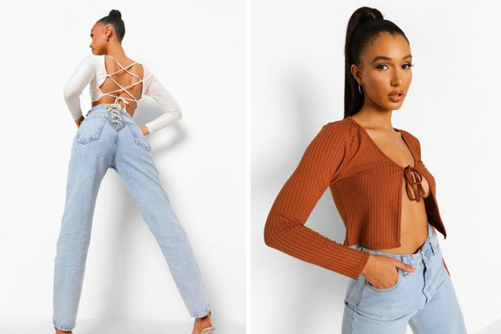 Outfits in the 21st June section on Boohoo