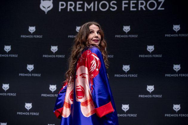 Victoria Abril, en los Premios