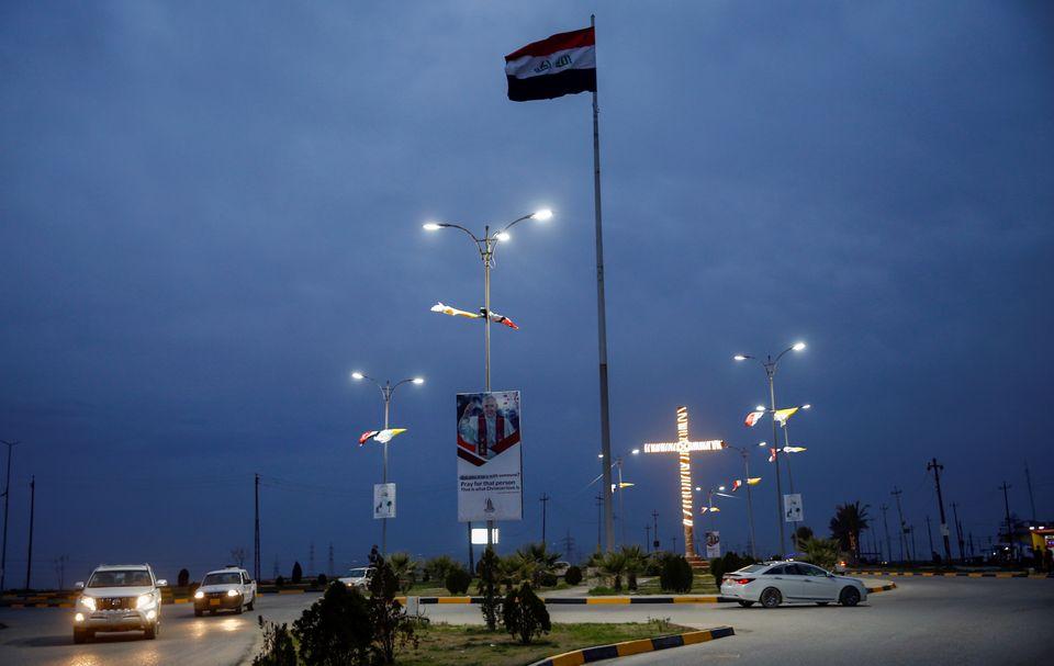 Η χριστιανική πόλη Χαμντανίγια,...