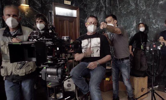 Alejandro Amenábar dirige 'La Fortuna', su primera serie para Movistar+.