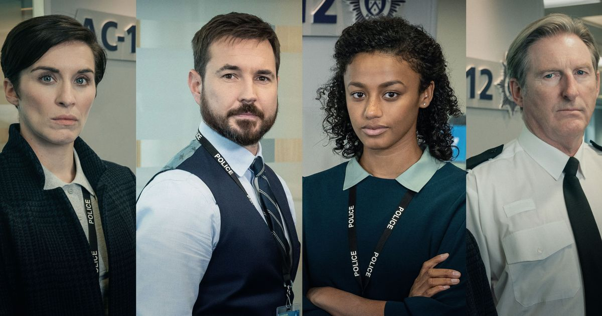 Line Of Duty's Long-Awaited Sixth Series Finally Has A Start Date – And There's Not Long To Wait