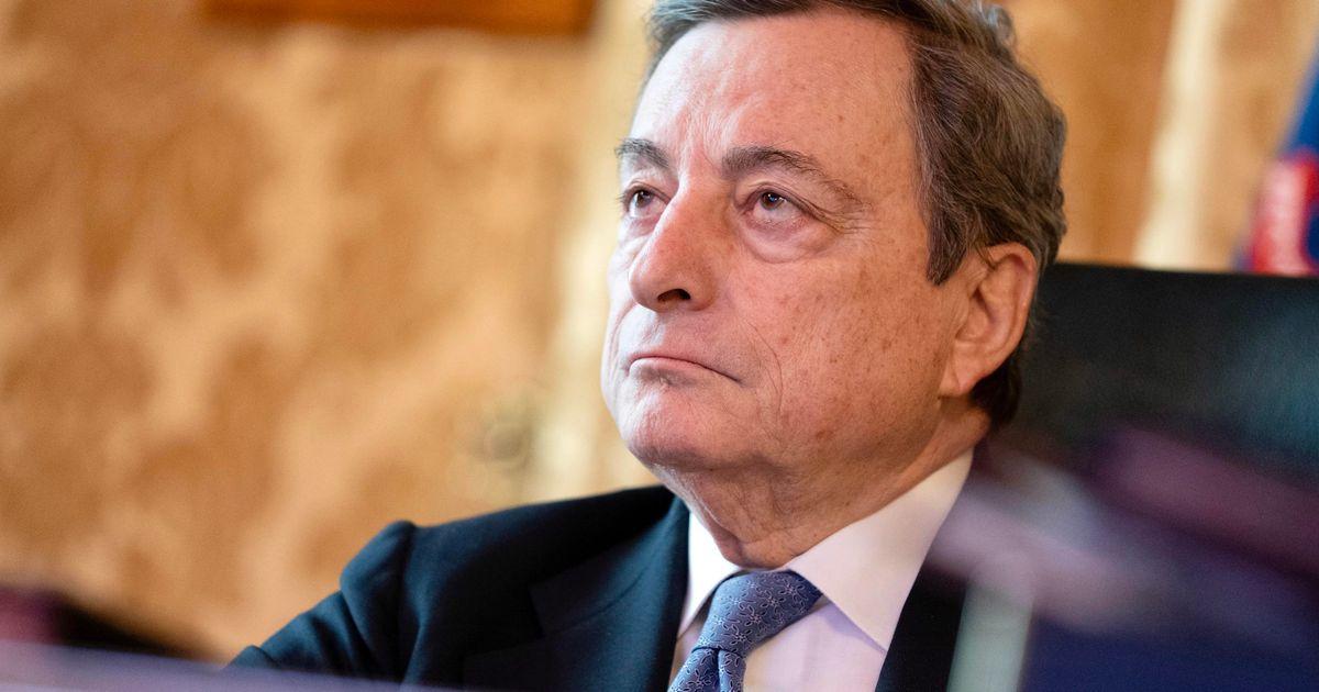 """Mario Draghi fa colazione """"con cappuccino e cornetto integrale"""""""