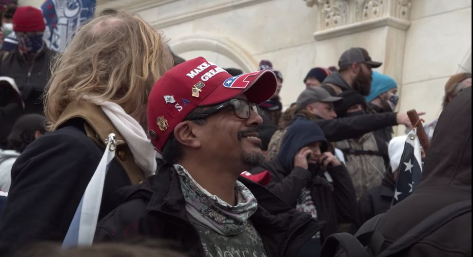 """Danny """"DJ"""" Rodriguez, pictured at the Capitol."""