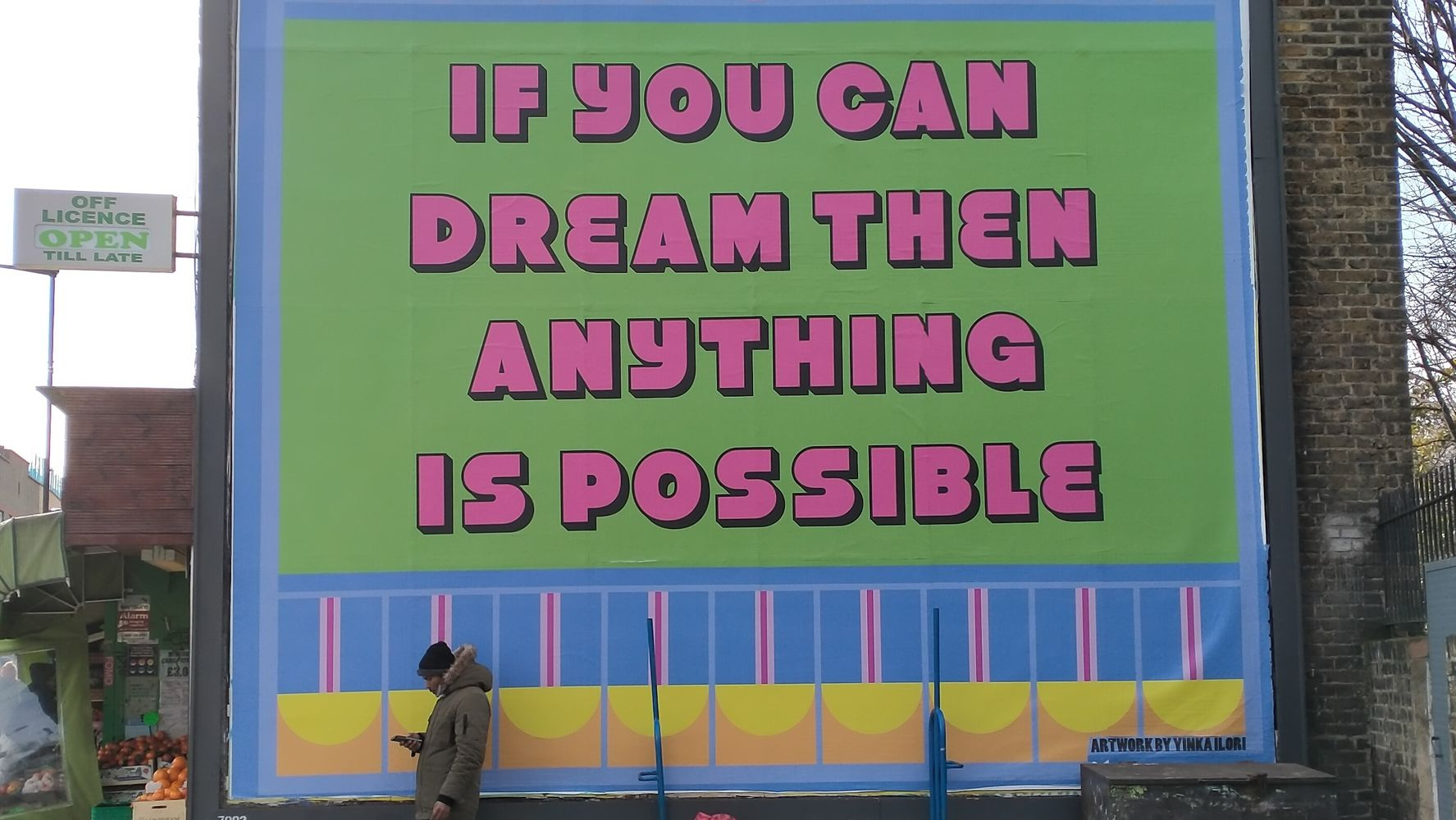 How To 'Dream Big' Right Now, Even When It Feels Impossible