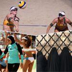 Diritto al bikini. Le tedesche del beach volley schiacciano sul muro del Qatar (di G.