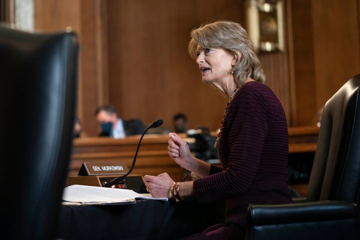 Sen. Lisa Murkowski (R-Alaska) pressed Haaland at the confirmation hearing about the nominee's awareness of how tribal intere