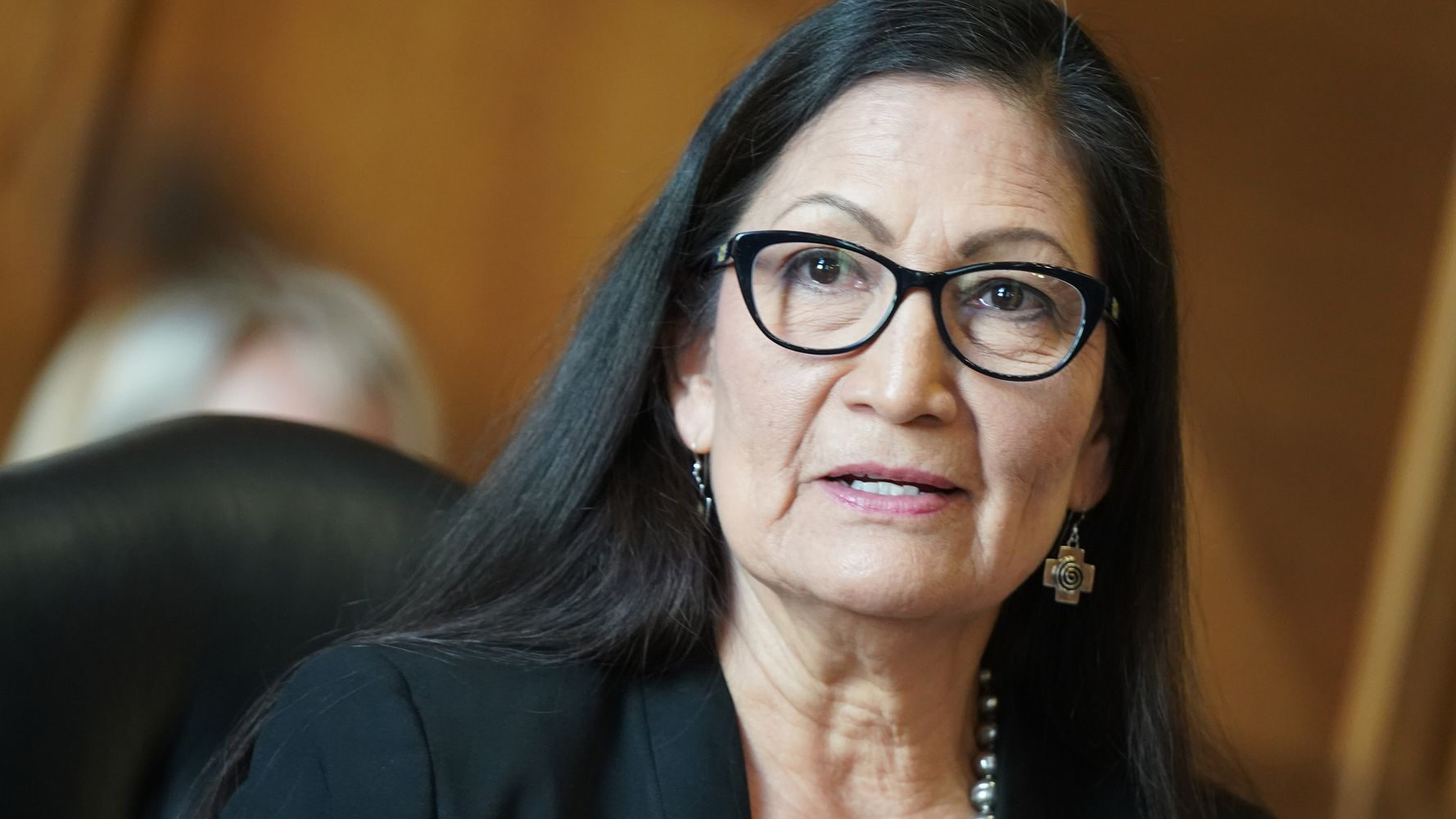 Not One Republican Asked Deb Haaland About Her Vision For Indian Country