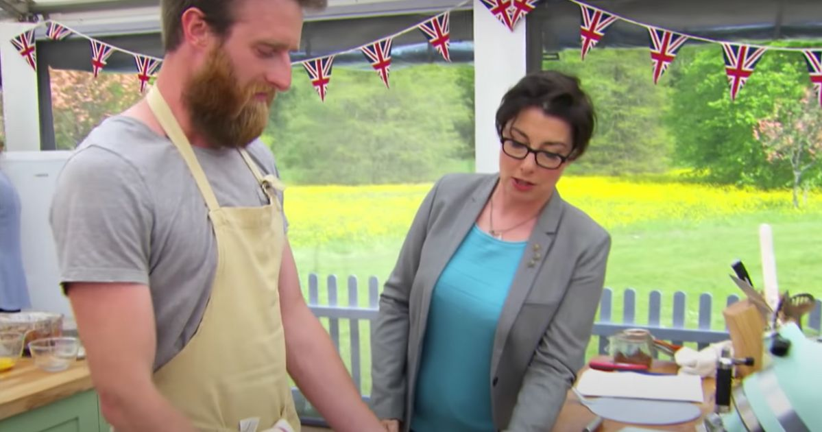 Sue Perkins Reflects On The High Drama Of Bake Off's Bin Gate: 'He Really Lost It'