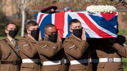 Captain Sir Tom Moore: Family Pay Tribute To 'Beacon Of Light' At