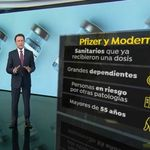 Críticas a 'Antena 3 Noticias' por lo que se ve en la imagen: