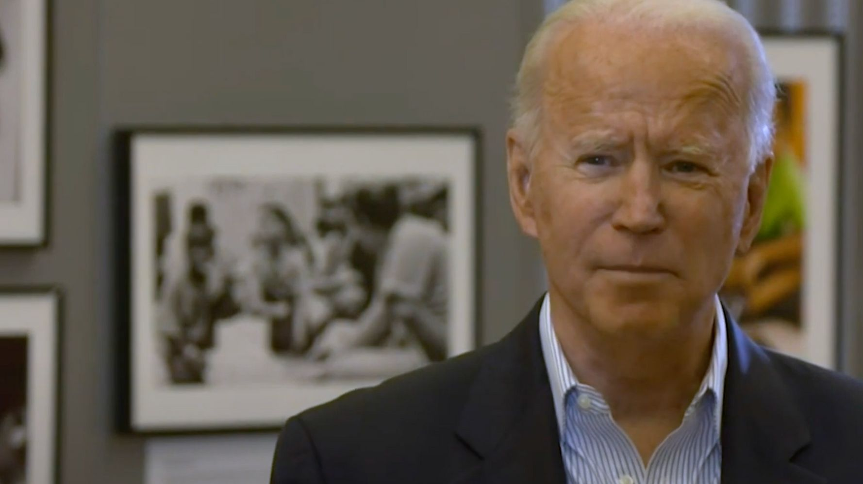 Biden Says Texas Facility For Unaccompanied Migrants 'Won't Stay Open Very Long'