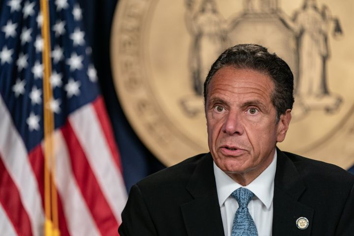 New York Gov. Andrew Cuomo's press conferences during the pandemic won him an Emmy and nationwide adoration, but th