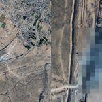 '조 바이든 행정부 첫 군사행동' 시리아 내 친(親)이란 시설 공습 전후