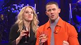 "Kate McKinnon and Nick Jonas ""SNL"" monologue"
