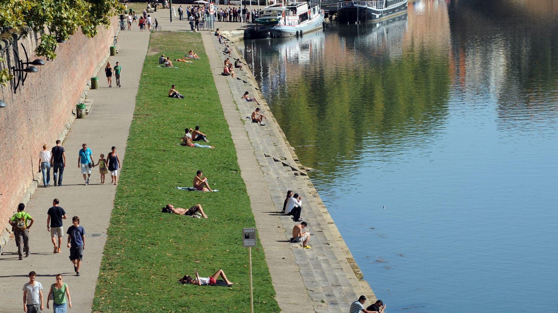 À Toulouse, des lieux de rassemblement interdits au public