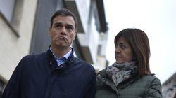 Idoia Mendía (PSE) dice que Podemos no puede dar