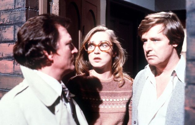 Mike was at the centre of a love triangle story with Dierdre and Ken Barlow in