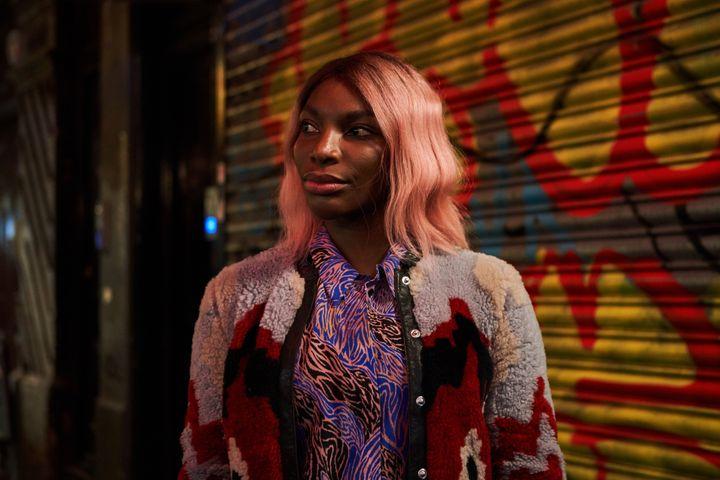 "Michaela Coel in ""I May Destroy You."" The show was totally snubbed."