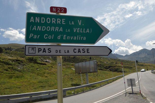 Les tests Covid entre l'Andorre et la France supprimés pour les déplacements courts (photo d'illustration...