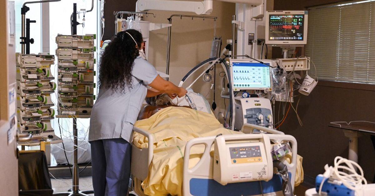 Plus de 5700 malades du Covid en réa, chiffre le plus élevé depuis près d'un an