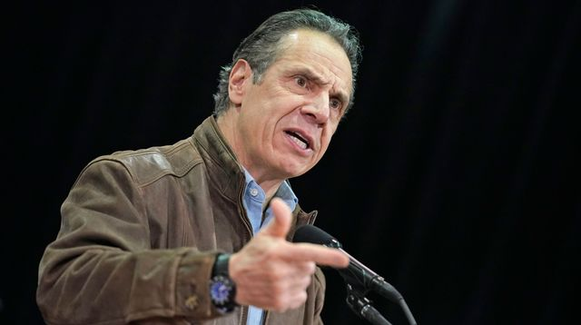 Andrew Cuomo Issues Statement On Harassment Claims, Acknowledges Behavior As 'Unwanted Flirtation'.jpg