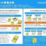 災害時に便利なTwitterの機能は?知っておきたい4つのポイント【#Twitter防災】