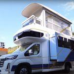 Ce prototype de camping-car chinois a la folie des