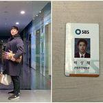 15년 만에 SBS 떠난 배성재가 마지막으로 공개한 퇴사 현장