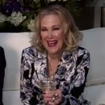 Catherine O'Hara's Golden Globes Speech Was Comedic Perfection, Of