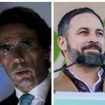 Aznar dice claramente lo que piensa de Santiago