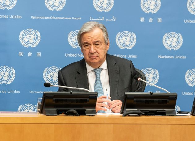 Antonio Guterres, segretario delle Nazioni