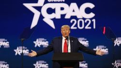 Trump Speaks At CPAC In First Appearance Since Leaving White