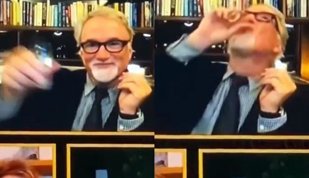 David Fincher, perdant joyeux des Golden Globes 2021, le 28