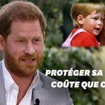 Le Prince Harry révèle la triste raison pour laquelle il a quitté le