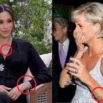 L'outfit di Meghan da Oprah: il bracciale di Diana (da 17mila sterline) e l'abito Armani da 3