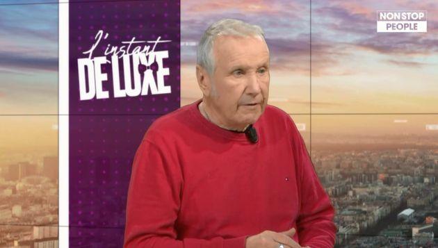 Sur le plateau de Non Stop People, Yves Rénier est revenu sur son téléfilm sur Michel