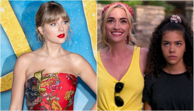 Taylor Swift has called out Netflix's Ginny &