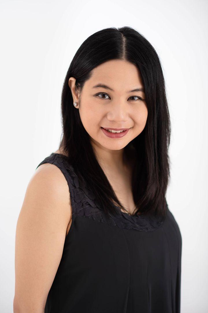 Laura Luu, who started the Facebook groupGroupe d'Entraide contre le racisme envers les asiatiques au Québec.