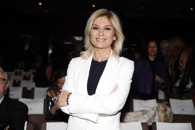 La periodista Sandra