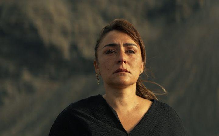 Candela Peña en una imagen en la serie 'Hierro'.