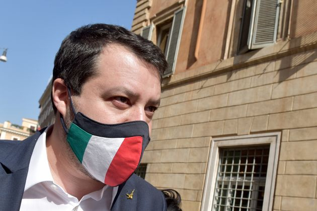 """Matteo Salvini: """"Decreto sui ristori in arrivo, si chiamerà"""