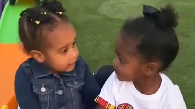 Gabrielle Union's and Tia Mowry's Daughters Meet For Playdate, Adorably Take A Spin.jpg