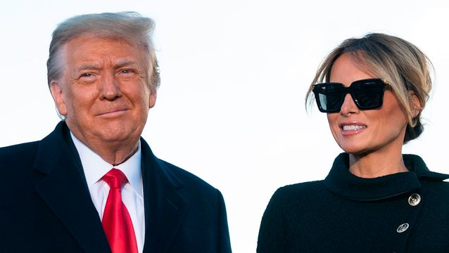 Donald And Melania Trump Quietly Received COVID-19 Vaccine In January: Reports.jpg