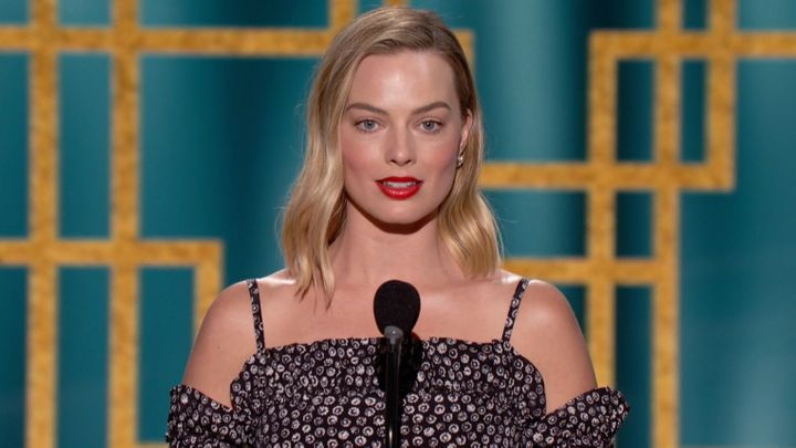 Margot Robbie used Instagram to call out the Hollywood Foreign Press Association's response to its lack of diversity.