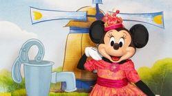 """3月2日は「ミニーの日」。東京ディズズニーランドの「ミニーのスタイルスタジオ」で""""新ファッション""""を初公開"""