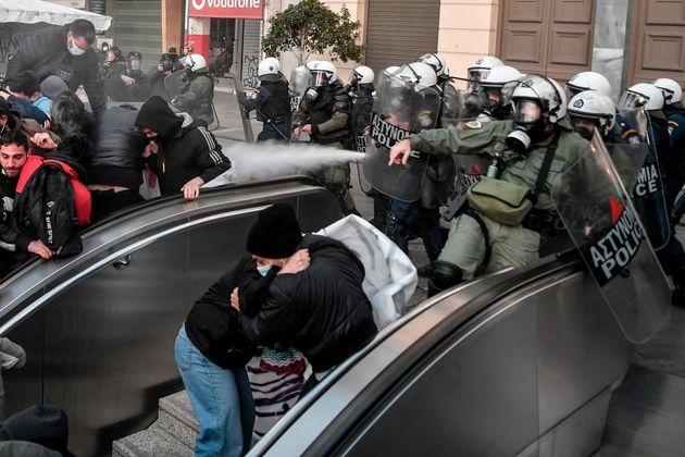 Θύμα αστυνομικό φοβούνται στην