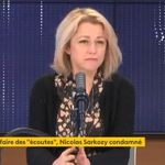 Sarkozy condamné: contrairement à Darmanin, Pompili