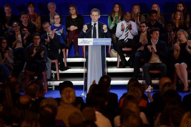 MLP ne voit pas de problème à ce que Sarkozy se représente en 2022 (photo d'illustration...